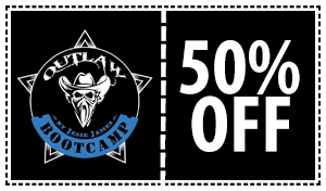 Outlaw Bootcamp - 50% off