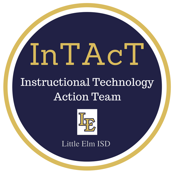 Logo for LEISD Instructional Technology Action Team