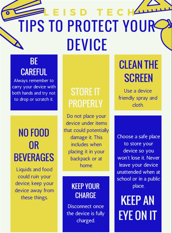 Tips to Protect Your Device