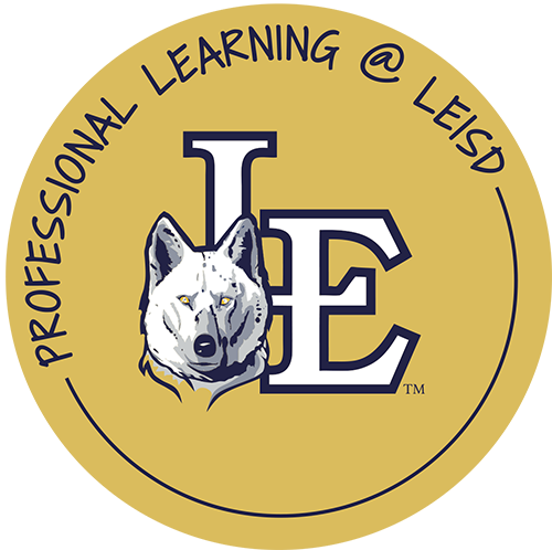 Professional Learning at LEISD