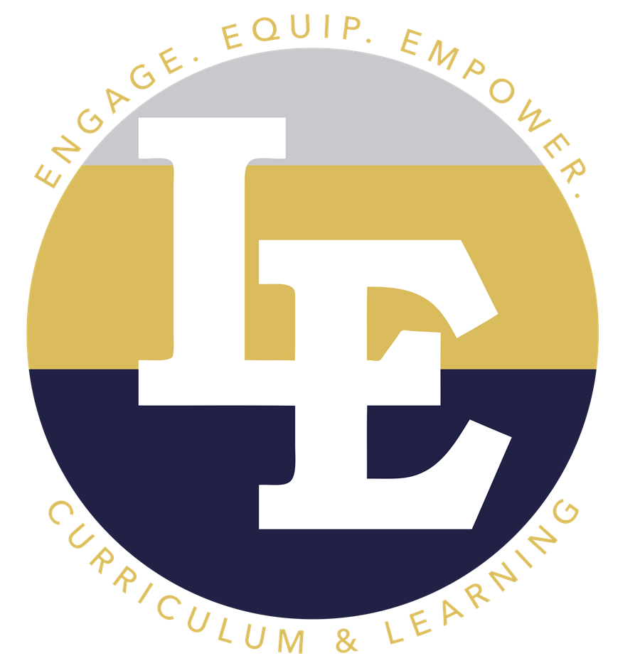 Curriculum & Learning Services at Little Elm ISD Logo