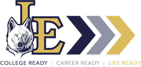 College Ready, Career Ready, Life Ready Logo
