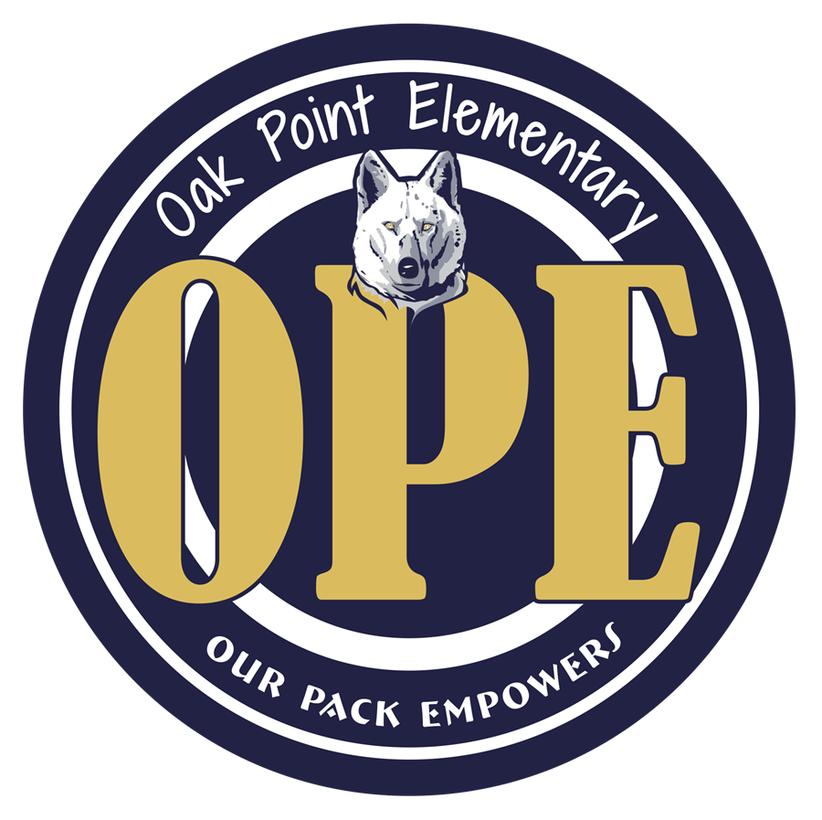 Oak Point Elementary - Our Pack Empowers