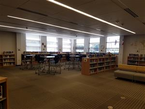 LMS Library Media Center & Collaboration Area