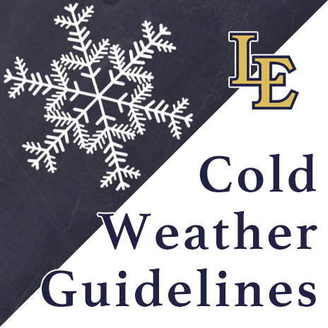 LEISD Cold Weather Guidelines
