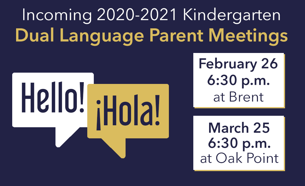 Dual Language Parent Meetings
