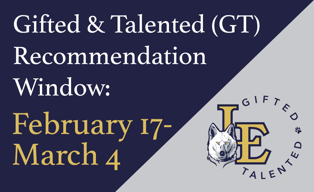 GT Recommendation Window