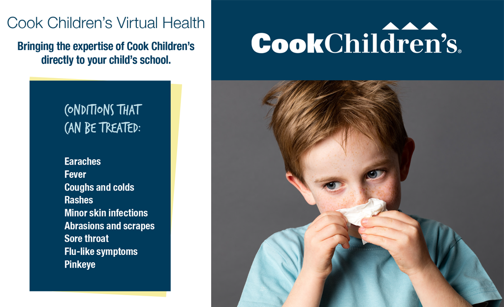 Cook Children's Telemedicine Program
