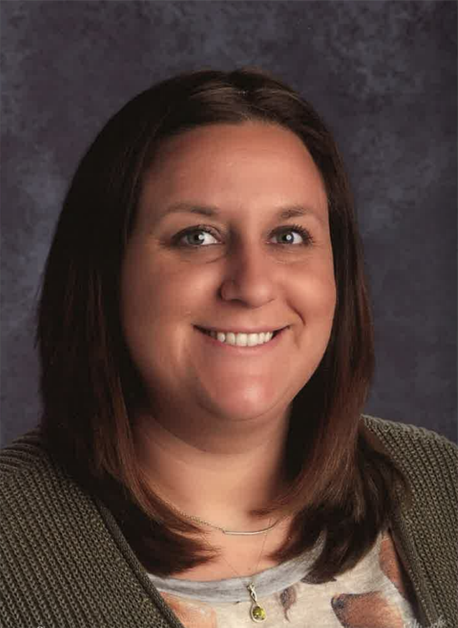 Mrs. Chelsea Nicoli - 11/12 Health Science Technology Teacher