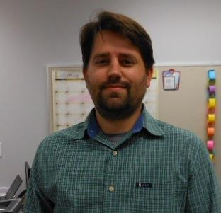Mr. Chad Leslie - Math Specialist