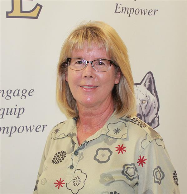 Mrs. Eileen Horton- Counselor