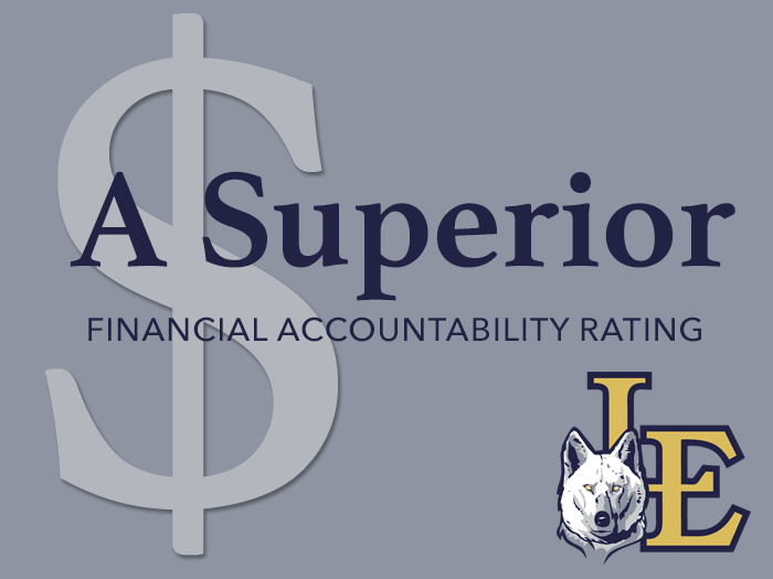 "Little Elm ISD Earns ""A"" Superior for Financial Accountability for 5th Consecutive Year"