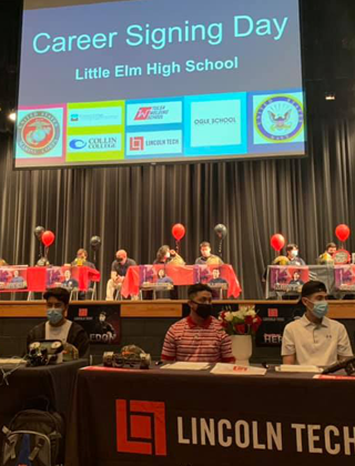 LEHS Career Signing Day