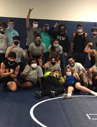 LEHS Wrestlers to Compete at Regional Meet