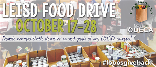 Please help us collect more than 21,000 pounds of food!