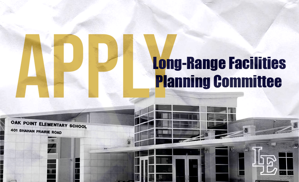 Long-Range Facilities Planning Committee Website