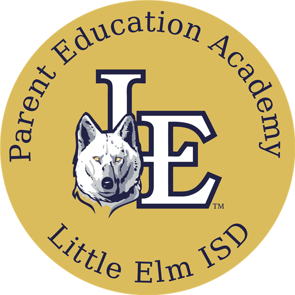 Parent Education Academy at Little Elm ISD Logo