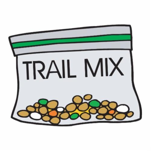 Chaney, Hilary / Classroom Happenings  |Bowl Clipart Trail Mix